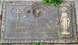 Georgia Ann Bergh