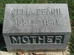 Celia <i>McPherson</i> Peach