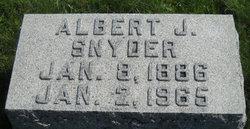 Albert J Snyder