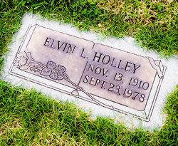 Elvin Leon Holley