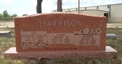 Donald Leslie Harrison