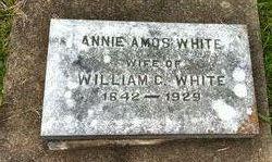 Annie <i>Amos</i> White
