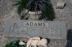 Mae Damie <i>Brady</i> Adams