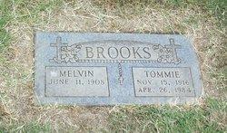 Tommie <i>Collins</i> Brooks