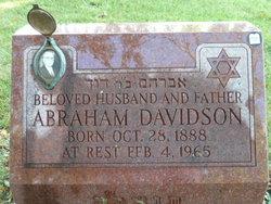 Abraham Davidson