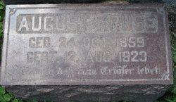 August Wilhelm Kruse