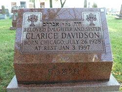 Clarice Davidson