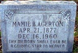 Mamie <i>Barfield</i> Agerton
