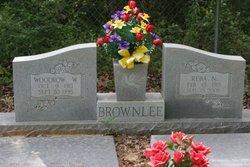 Woodrow Wilson Brownlee