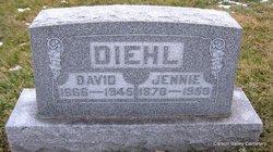 Jennie <i>Adams</i> Diehl