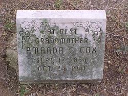 Amanda <i>Mayberry</i> Cox