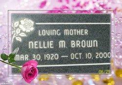 Nellie <i>Cumins</i> Brown