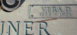 Vera Dela <i>Williams</i> Bruner
