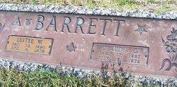 Claudia G. Barrett
