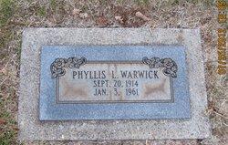 Daisy Phyllis <i>Lardner</i> Warwick