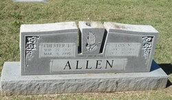 Lois Noreen <i>Manuel</i> Allen