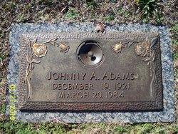 Johnny A. Adams