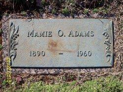 Mamie O. Adams