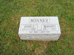 Margaret <i>Elliott</i> Bonney