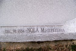 Enola Maude Nola <i>McNeely</i> Batt
