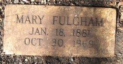 Mary Sue <i>Crowder</i> Fulgham