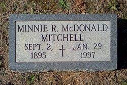 Minnie <i>Rider McDonald</i> Mitchell