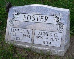 Agnes G. <i>Filipovits</i> Foster