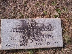 Julius William Lipscomb