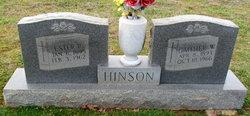Ester <i>Purser</i> Hinson