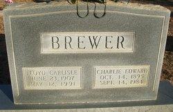 Charlie Edward Brewer