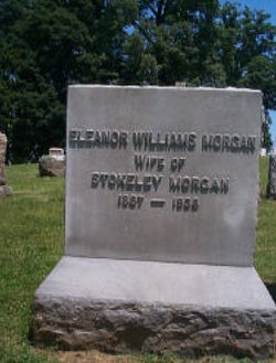 Eleanor <i>Williams</i> Morgan