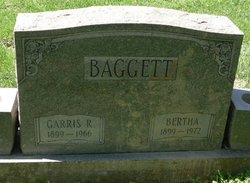Bertha Baggett
