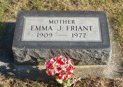 Emma J. <i>Tammen</i> Friant