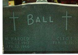 Cleova Lillian Cleo <i>Oswald</i> Ball