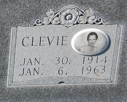 Alma Clevie <i>Mercer</i> Clark