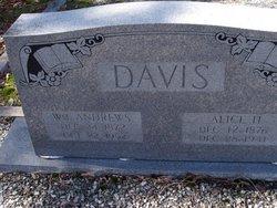 William Andrew Davis