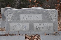 James D Gwin
