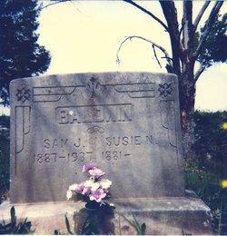 Susie <i>Neely</i> Baldwin