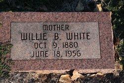 Willie B. <i>Coggins</i> White