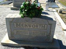 Mary Jane <i>Poole</i> Beckworth