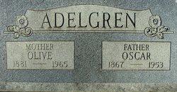 Olive Adelgren