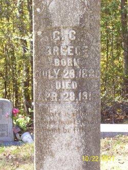 George Clint Breece