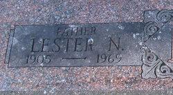 Lester Nelson Lapham