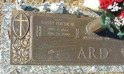 Harley Proctor Jimbo Ard, III