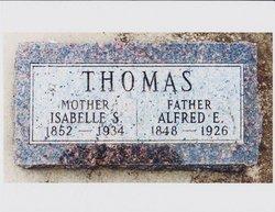 Isabelle Sisson <i>Lewis</i> Thomas
