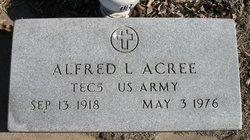 Alfred L. Acree