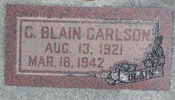 C Blain Carlson
