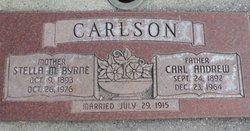 Carl Andrew Carlson