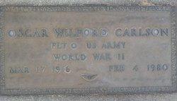 Oscar Wilford Carlson