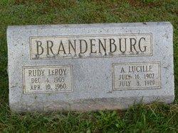 A. Lucille Brandenburg